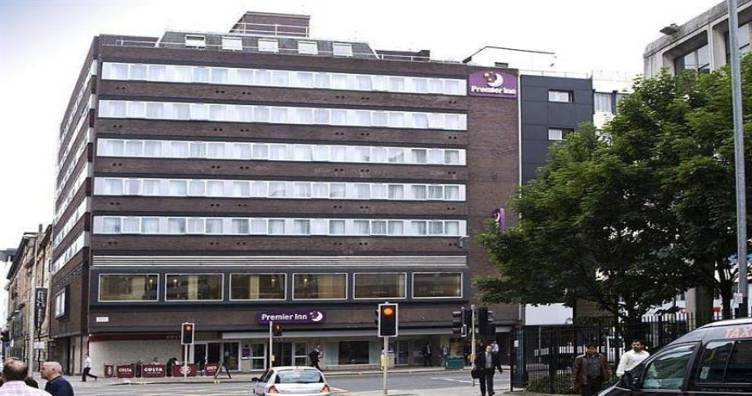 Premier Inn Glasgow City Centre Argyle Street