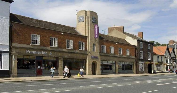 Premier Inn York City Blossom St North