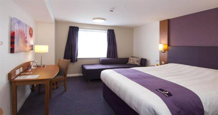 Premier Inn Birmingham City Centre New Street